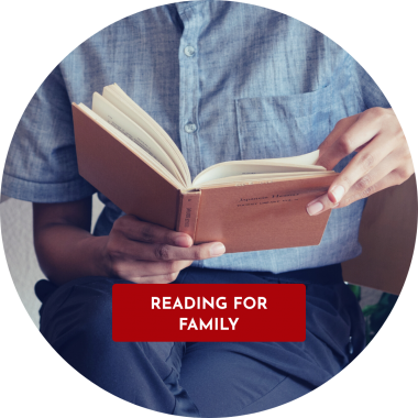 Substance Use Disorder Book Reading for Family