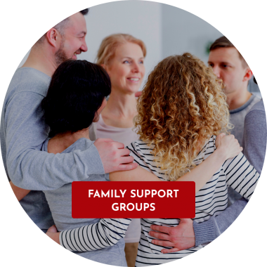 Family Support Groups Substance Use Disorder